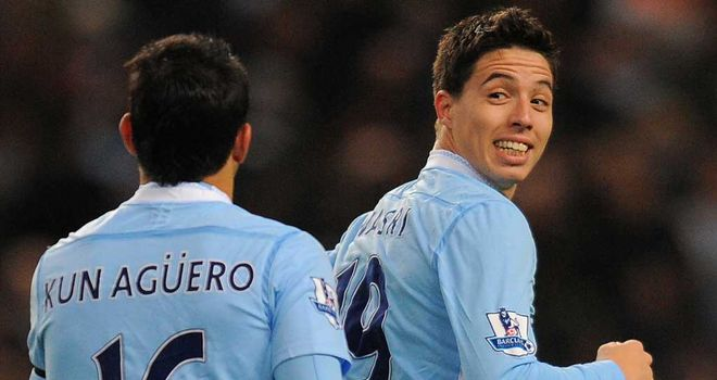 Samir Nasri: Yet to make an impact at Manchester City following summer move
