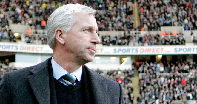 Alan Pardew: Admits he's trying to get the best possible players with the budget he has