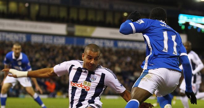 Steven Reid: scored West Brom's goal and gave away penalty in 2-1 defeat to Wigan