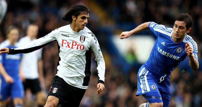 Bryan Ruiz: The Fulham striker is out to impress this season after battling back to full fitness