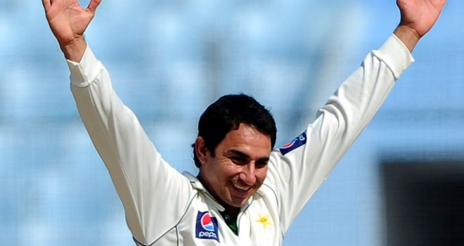 Saeed Ajmal: working on a new variation after a prolific year in 2011