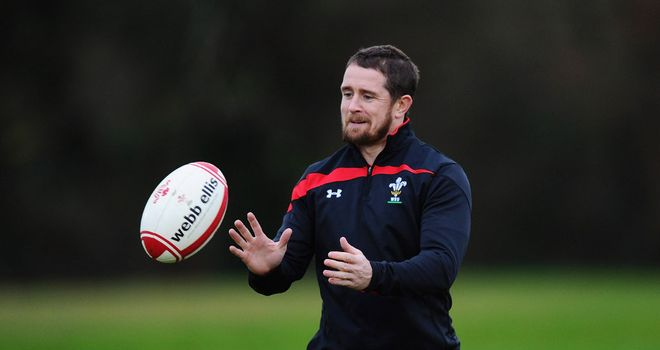 Shane Williams: Named IRB player of the year back in 2008