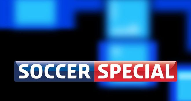 Watch Soccer Special on Tuesday from 7.30pm