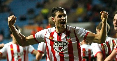 Aaron Martin: Southampton defender joining Coventry on loan