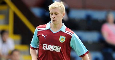 Mee: Could return for Clarets