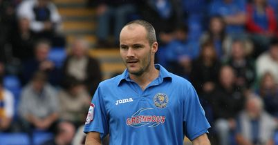 David Raven: The former Liverpool, Shrewbury and Tranmere full-back is one of three new signings for Inverness
