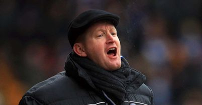 Steve Lomas: Facing touchline ban