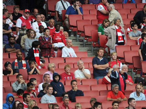 Arsenal have the most expensive tickets