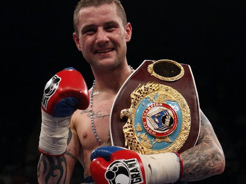 Ricky Burns: Has signed for Matchroom
