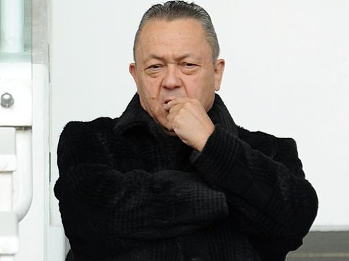 David Sullivan claims to have been threatened by an agent