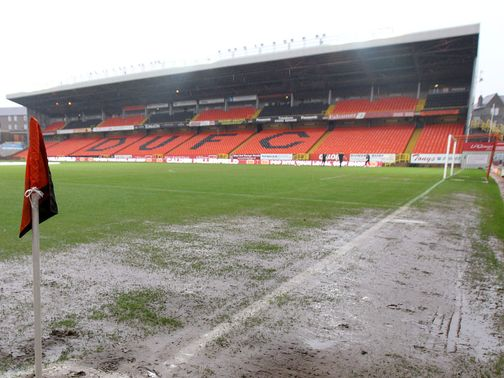 Tannadice: No Rangers fans to attend cup tie