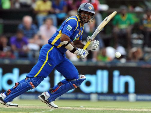 Kumar Sangakkara: Guided his side to victory