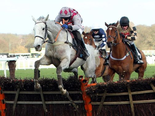 Smad Place: Worth a bet at 20s in the World Hurdle