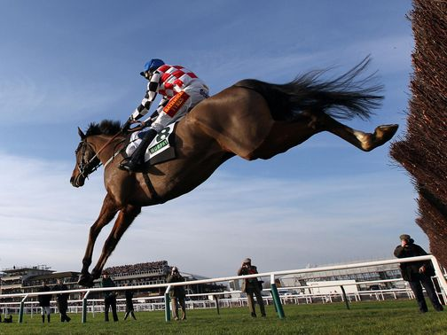 The Giant Bolster: Could be ridden by Tony McCoy at Kempton