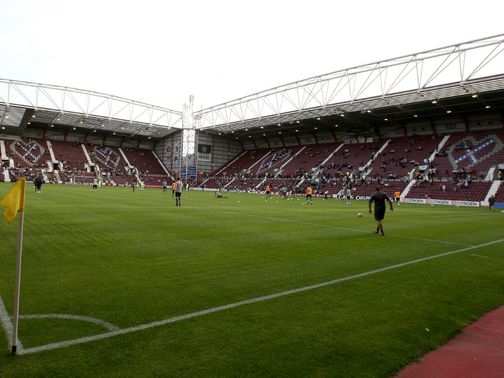 Tynecastle: Transfer embargo partially lifted