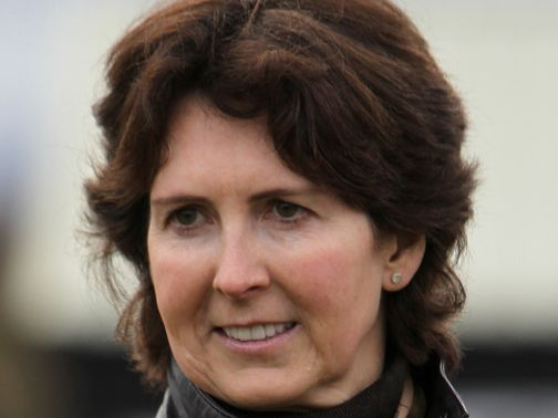 Venetia Williams: Struck with Drumshambo