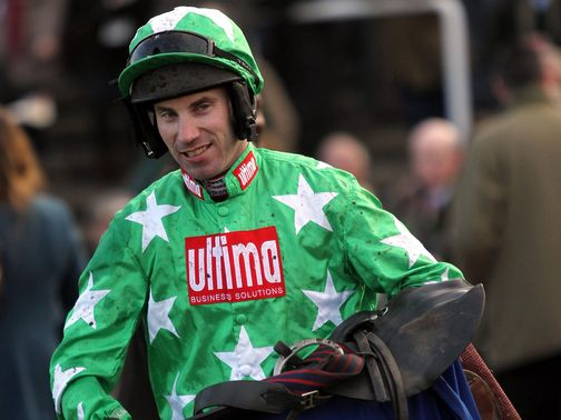 Wayne Hutchinson: Four rides at Haydock