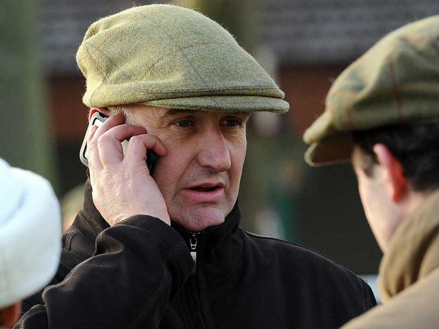 Donald McCain: Trains Clondaw Kaempfer