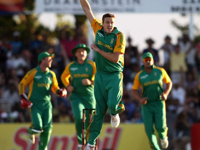 Morne Morkel: Claimed four wickets