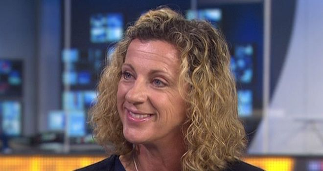Sally Gunnell: Olympic champion