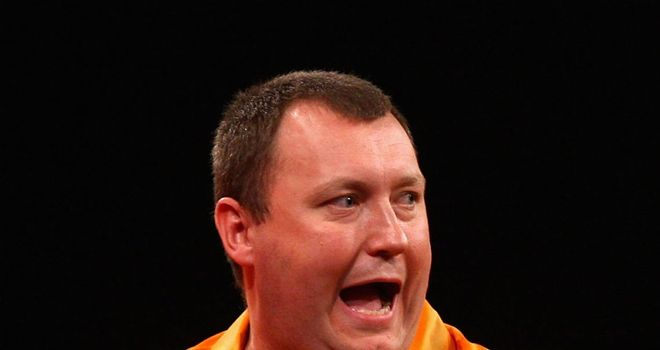 Mardle: set for his third World Championship in the commentary box