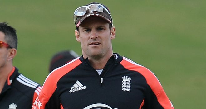Andrew Strauss: Looking for an immediate response from his side