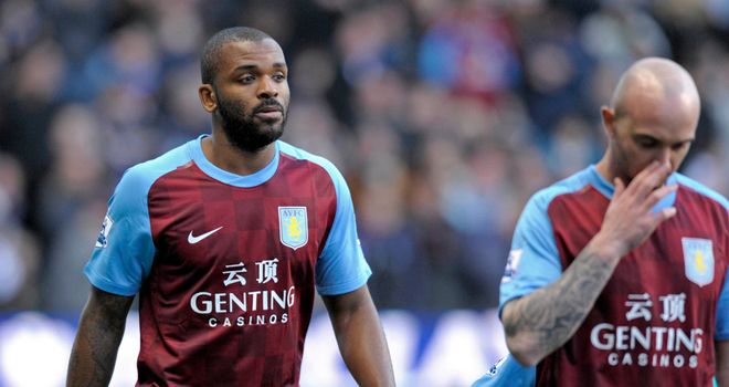Darren Bent: Has been linked with a move away from Villa this month