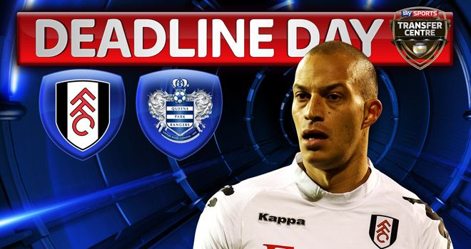 Bobby Zamora: Has joined QPR from Fulham on two-and-a-half year deal