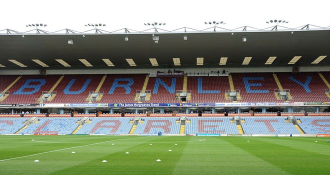 Turf Moor: Pashley in charge ahead of derby