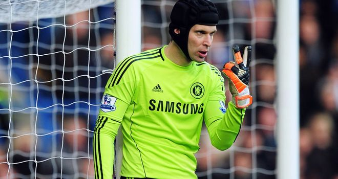 Petr Cech: Determined to enjoy a strong finish to the season