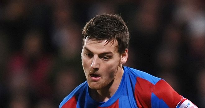 Chris Martin: Took in a loan spell at Crystal Palace after falling out of favour at Norwich