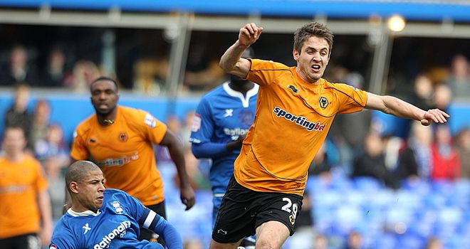 Kevin Doyle: Former talisman will get a chance to rediscover his form against Birmingham