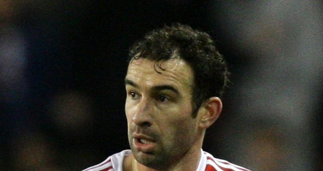 Danny Higginbotham: Could be loaned out by Stoke