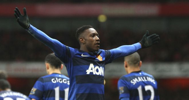 Danny Welbeck: Chris Smalling hails Manchester United striker's goalscoring knack