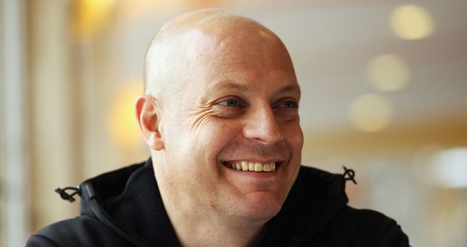 Dave Brailsford: Has masterminded Team Sky's march to Tour de France success