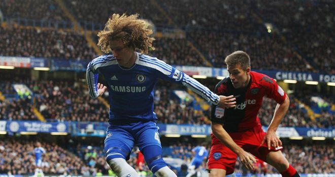 David Luiz: Can become one of the best defenders in the world, according to his manager Andre Villas-Boas