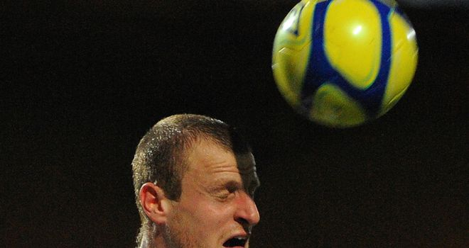 David Wheater: Delighted to be back playing football