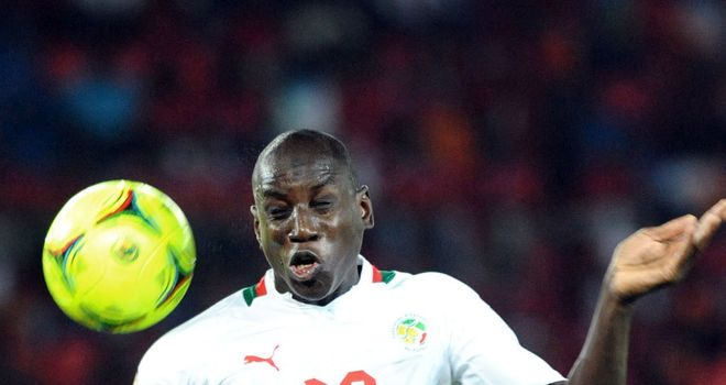 Demba Ba: Expected to keep place