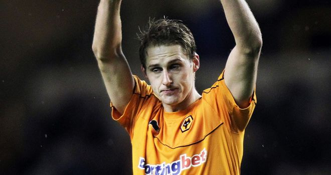 Dave Edwards: Midfielder says Wolves should be targeting an immediate return to the Premier League
