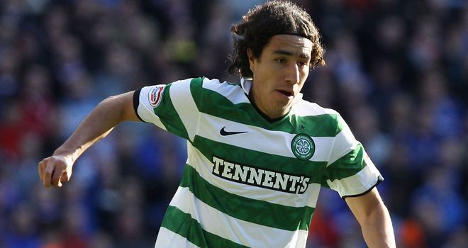 Efrain Juarez: Not disappointed with his time in the SPL with Celtic