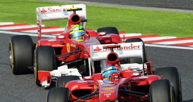 Ferrari: Images said to be of their 2012 car have been published in Italy