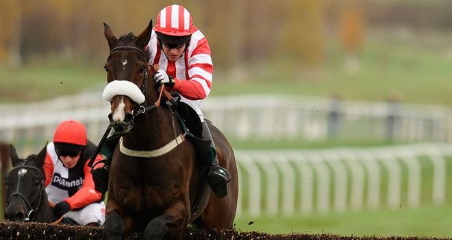 Forpadydeplasterer: First win in three years in the Glen Chase at Thurles