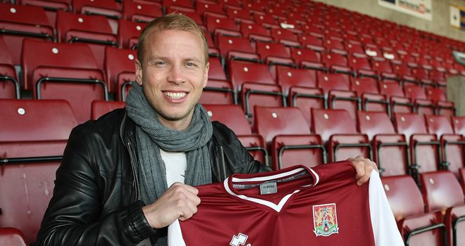 Guttridge: Finds new home