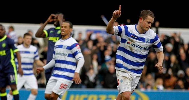Heidar Helguson: QPR striker is working his way back to full fitness