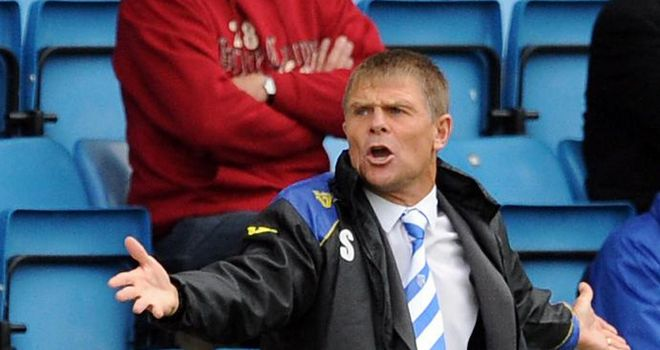 Andy Hessenthaler: Looking for new role after leaving Gillingham