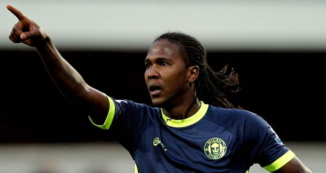 Hugo Rodallega: QPR were knocked back with a bid for the Wigan striker last week