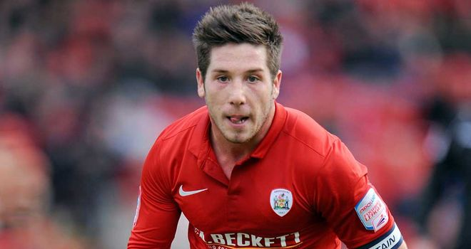 Jacob Butterfield: Barnsley midfielder could now sign a new contract at Oakwell