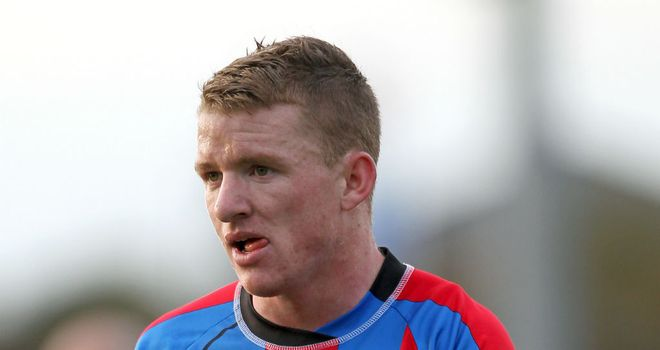 Jonny Hayes: Inverness have opened contract talks with midfielder
