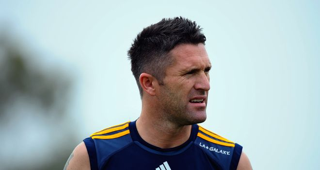 Robbie Keane: Striker is to join Aston Villa on loan and Barry Bannan has backed the deal