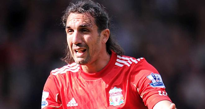 Sotirios Kyrgiakos: The former Liverpool defender has not played for Sunderland since signing last month
